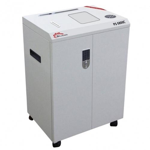 Máy Hủy Thẻ Nhựa, Lá Bài, Thẻ Bài, Voucher Chuyên Dụng Silicon PS- 5800C