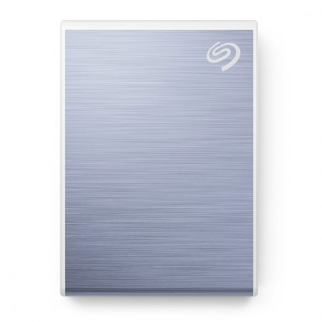 Ổ Cứng Di Động SSD 2TB Seagate One Touch USB-C + Rescue STKG2000402 (Xanh)