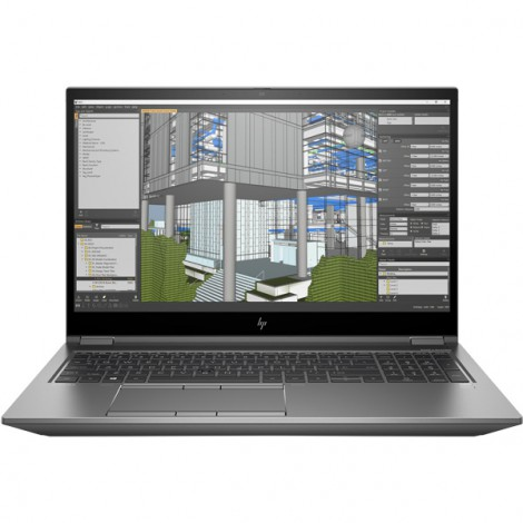 Laptop HP Zbook Fury 17 G7 26F43AV (Silver)