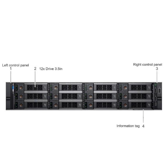 DELL POWEREDGE R540 SILVER 4208