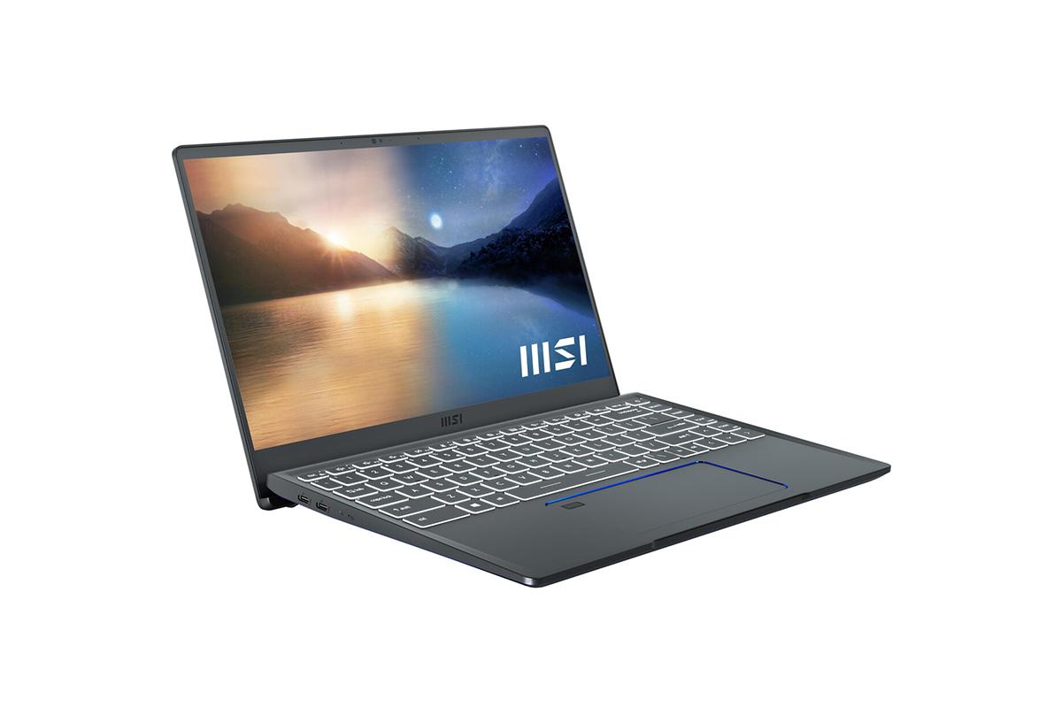 Laptop MSI Prestige 14 A11SCX 282VN Grey