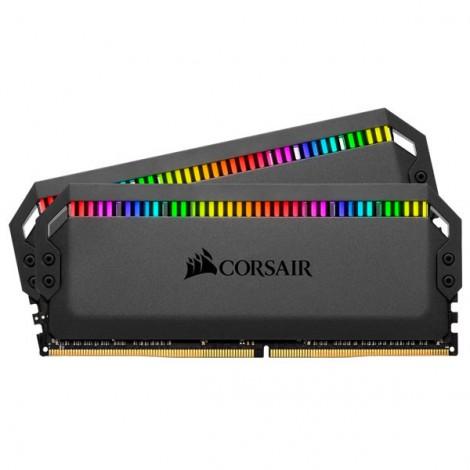 RAM Desktop Corsair 32GB (2x16GB) DDR4 Bus 3200Mhz CMT32GX4M2C3200C16