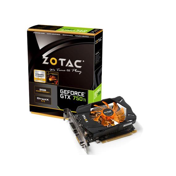 VGA 2GB Zotac GTX750TI