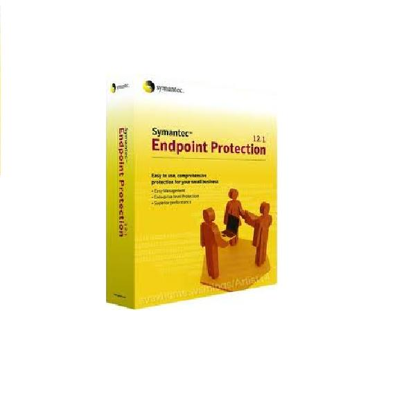 Symantec Endpoint Protection Small Business Edition 12.1 (System Builder Edition) - 1 Server