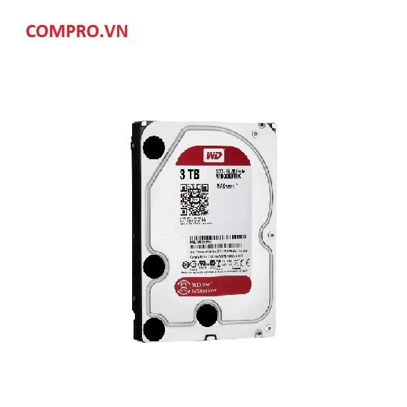 Ổ cứng Harddisk PC Desktop HDD WD 3TB WD30EFRX Sata 3