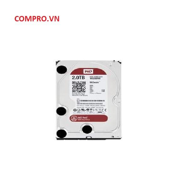 Ổ cứng Harddisk PC Desktop HDD WD 2TB WD20EFRX Sata3
