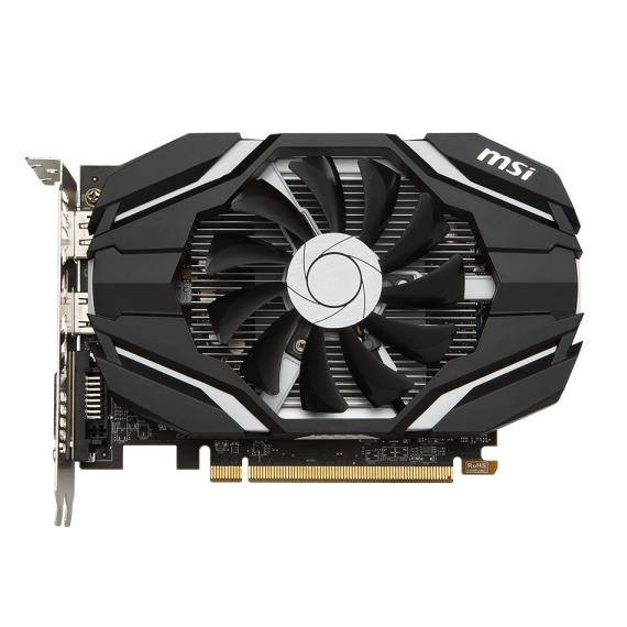 Card màn hình Msi Radeon RX 460 GDDR5 2GB RX460 2G OC