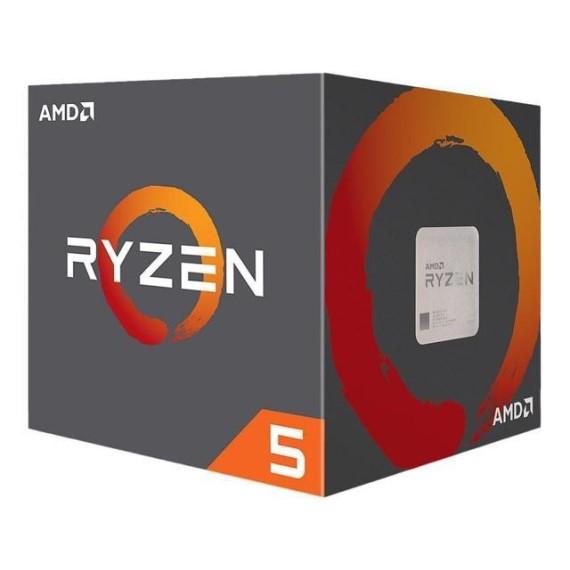 CPU AMD Ryzen 5 1400 (3.2GHz - 3.4GHz)