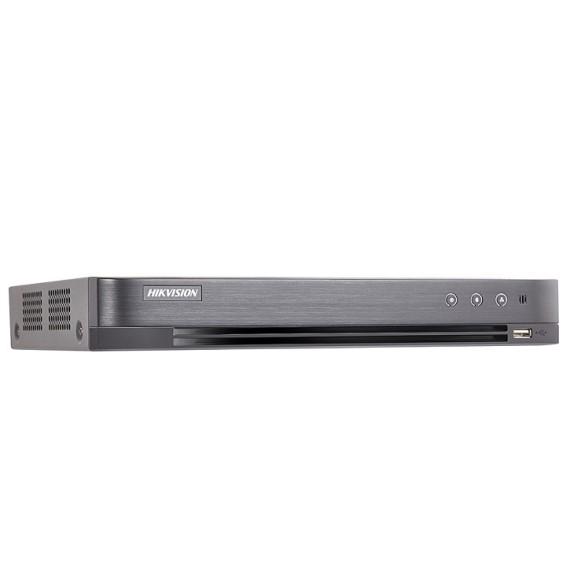 Đầu ghi hình Hybrid TVI-IP 8 kênh TURBO 5.0 HIKVISION iDS-7208HQHI-K2/4S