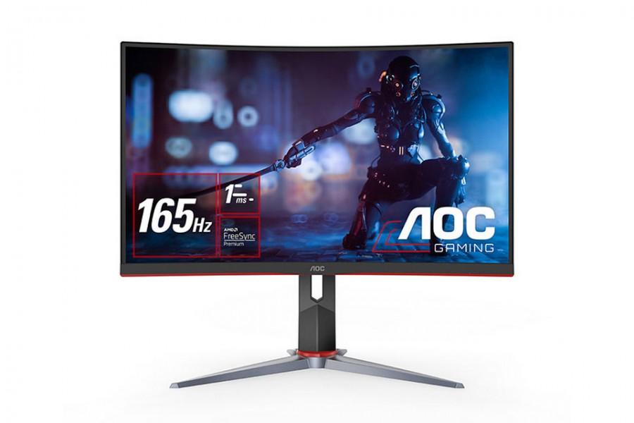 Màn hình LCD AOC C27G2X (1920 x 1080/VA/165Hz/1 ms/FreeSync)
