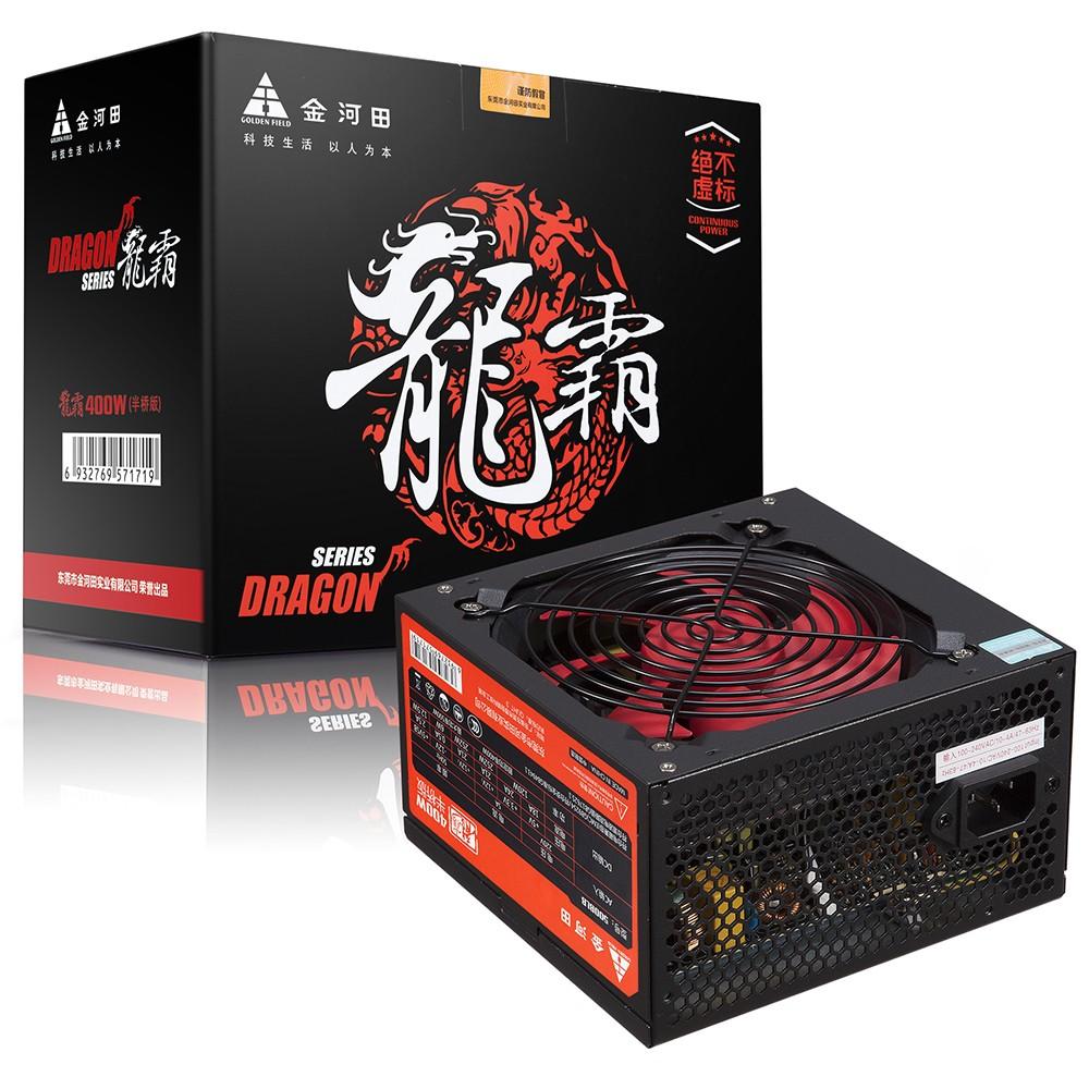 Nguồn máy tính Golden Field Dragon GTX580 - 500W
