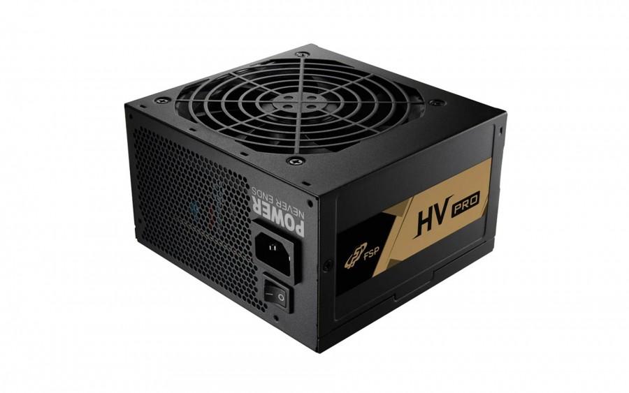 Nguồn máy tính FSP HV PRO 550W - 550W - 80 Plus White