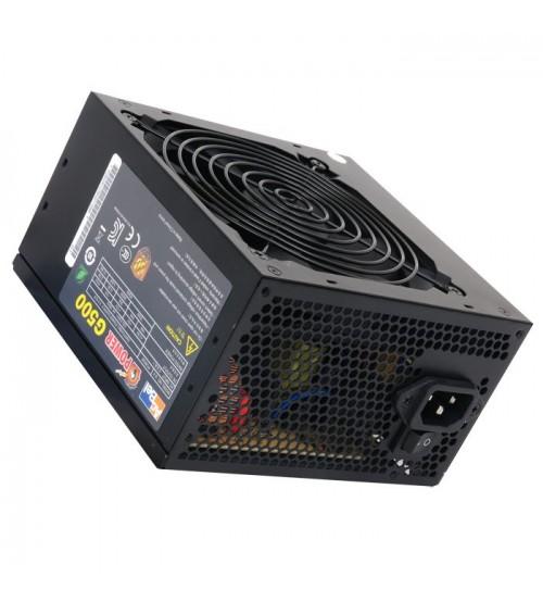 Nguồn máy tính AcBel iPower G500 - 500W - 80 Plus White