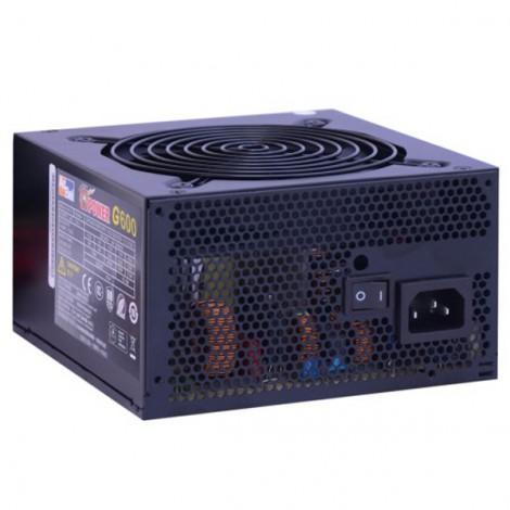 Nguồn máy tính AcBel iPower G600 - 600W - 80 Plus White