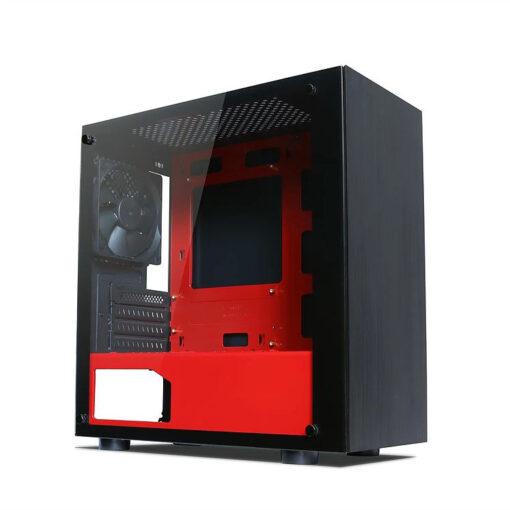 Case MIK Nexus M - Black/Red