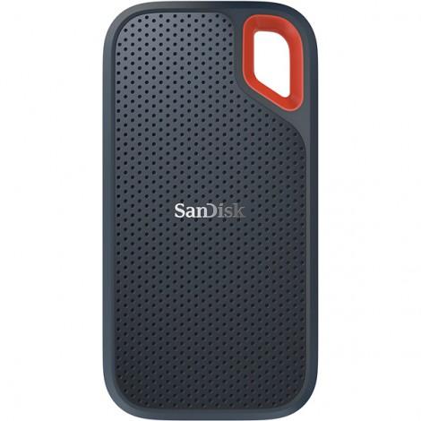 Ổ cứng gắn ngoài SSD 500GB Sandisk Extreme Portable SDSSDE61- 500G-G25