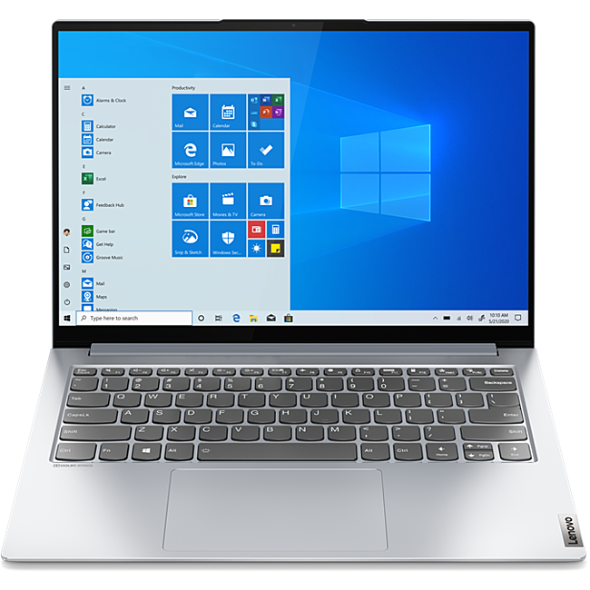 Laptop Lenovo Yoga Slim 7 Pro 14ACH5 (82N5001JVN)