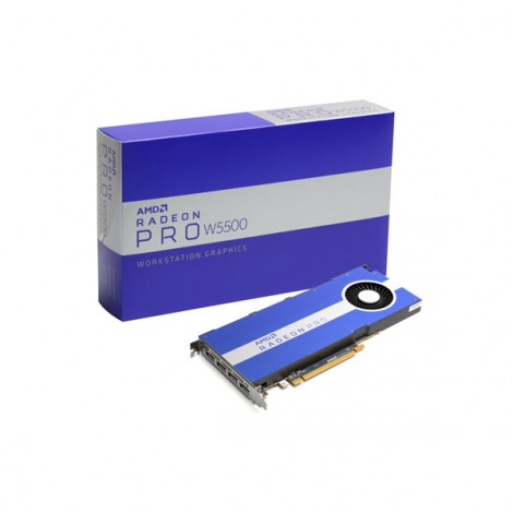 VGA AMD RADEON PRO W5500
