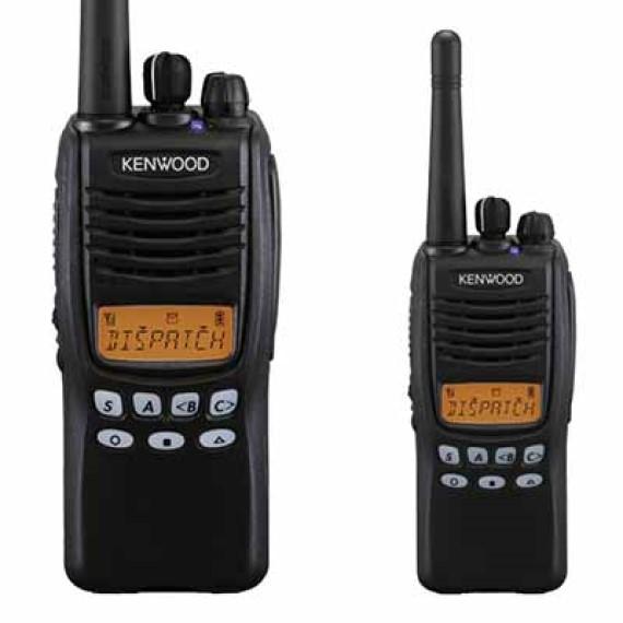 MÁY BỘ ĐÀM KENWOOD TK-3317-M4 UHF 128 KÊNH 5W