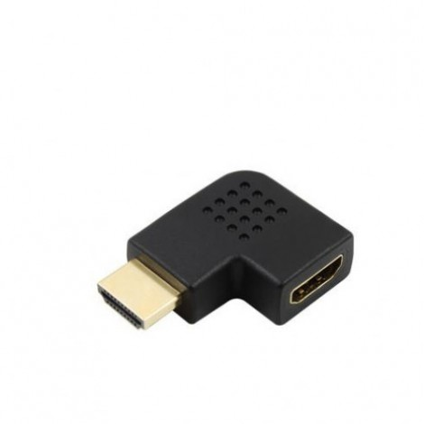 ĐẦU ĐỔI HDMI (L) ->HDMI (K) UNITEK (Y-A 008)