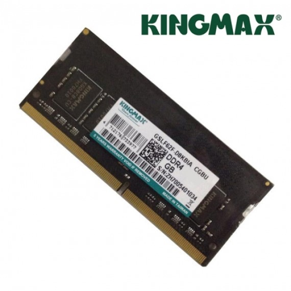 RAM LAPTOP 16GB KINGMAX BUS 2666MHZ