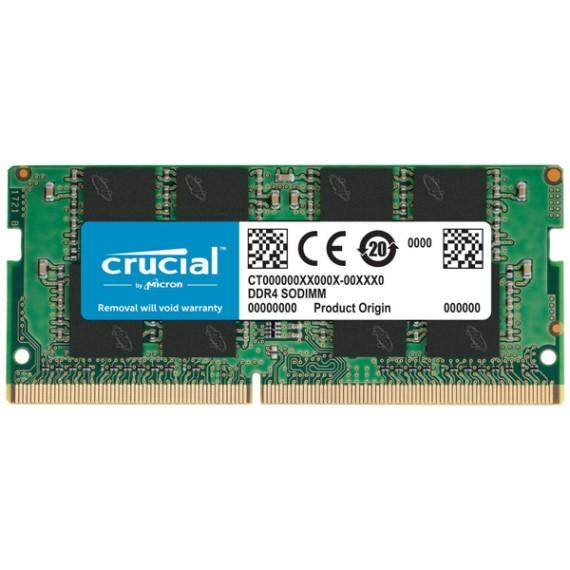 RAM LAPTOP 8GB CRUCIAL CT8G4SFS824A