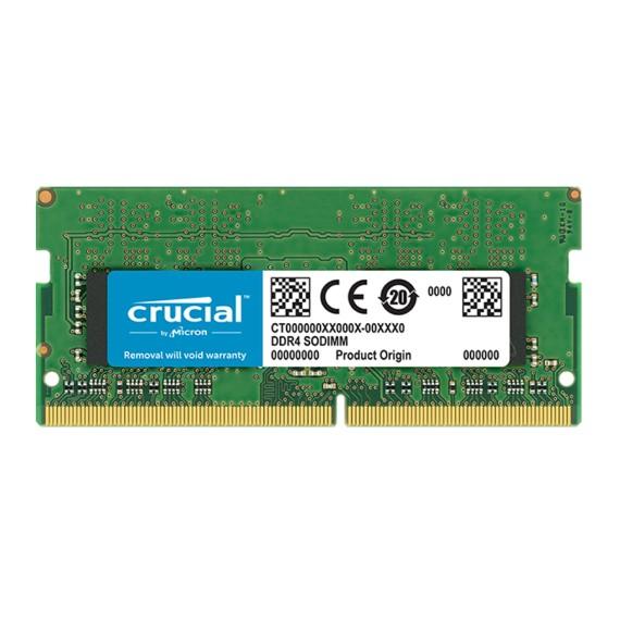 RAM LAPTOP 4GB CRUCIAL CT4G4SFS8266